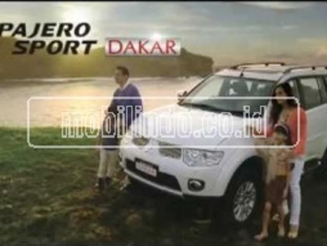 Mitsubishi pajero sport 2wd exceed dakar exceed super exceed