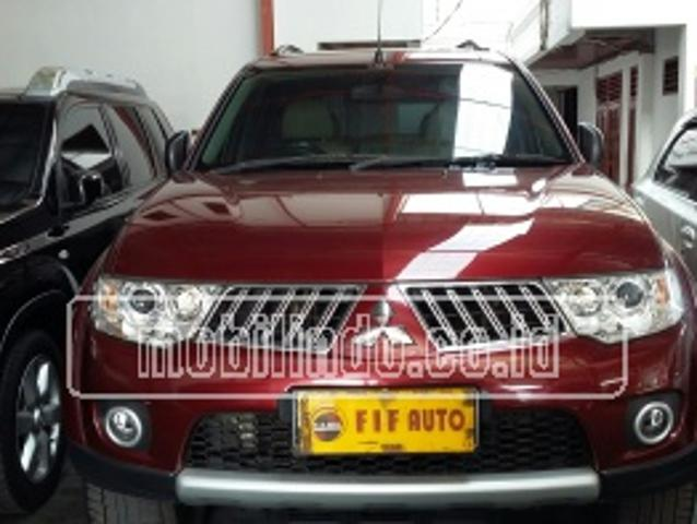 Mitsubishi pajero sport 2wd exceed pajero sport 2 5 exceed at