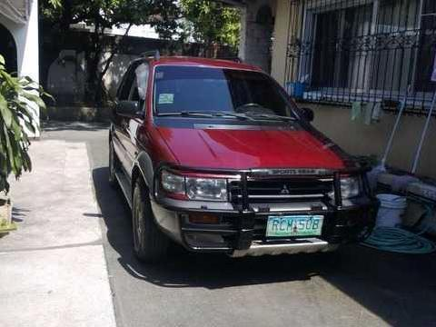 Mitsubishi rvr for only 190k