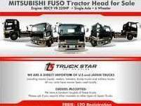 Mitsubishi <strong>Tractor</strong> <strong>Head</strong> For Sale