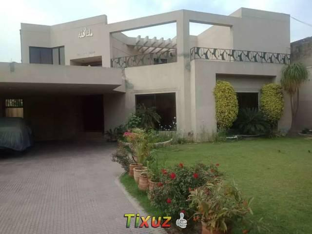 Model Town 7bed Furnished House For Rent In Lahore