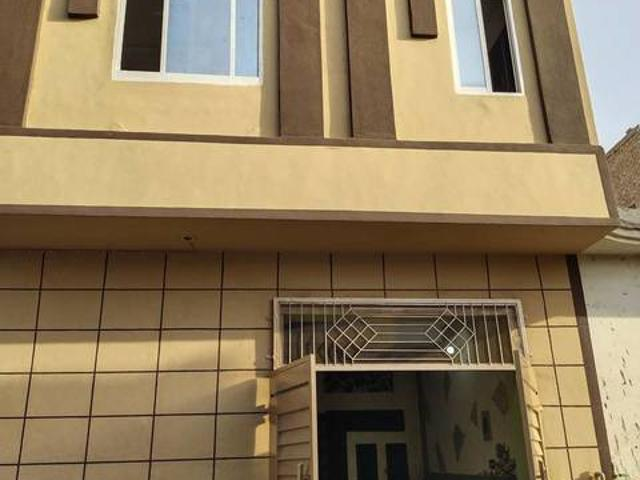 Modern 25 Mrla House 4 Sale With Electric N Gas Meter
