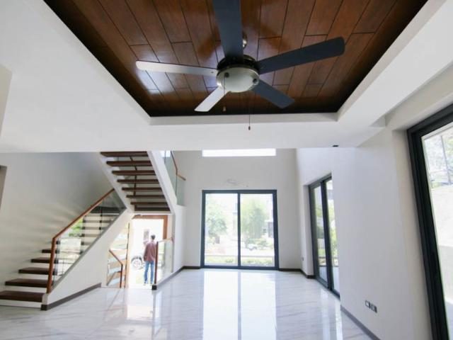 Modern Brand New House And Lot In Mckinley Hill Village