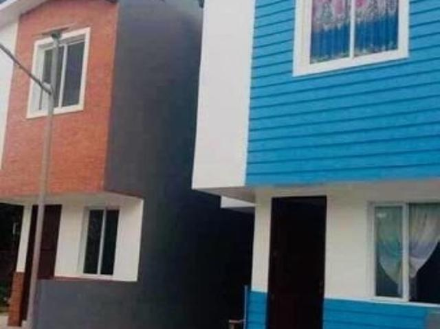 Modern Design House And Lot Single Attached For Sale