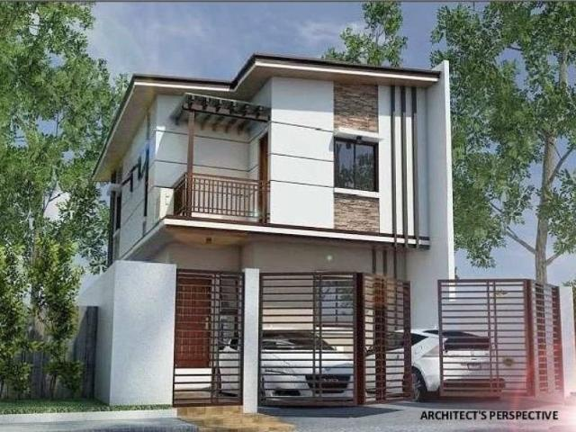 Modern House And Lot For Sale Inside Multinational Vill Parañaque With 3 Bedrooms And 2 Ca...