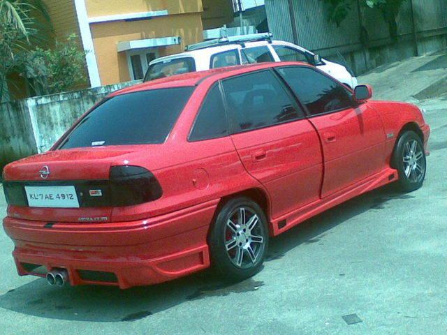 Opel Astra - used opel astra modified - Mitula Cars
