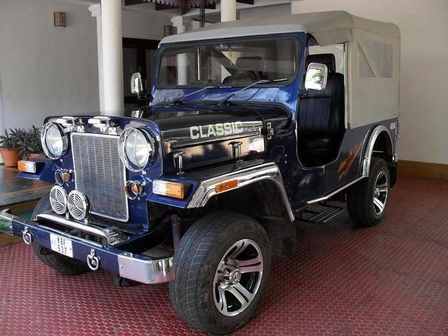 Modified Jeep For Sale