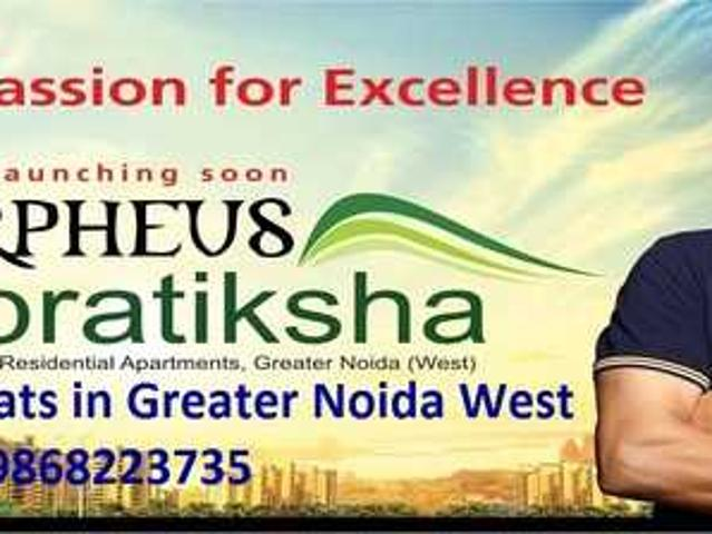 Morpheus Pratiksha Presents Royal Flats In Greater Noida West