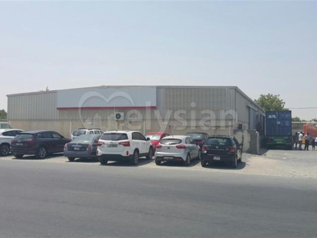 Multiple Fitted Warehouse Units | Al Quoz Aed 9,000,000