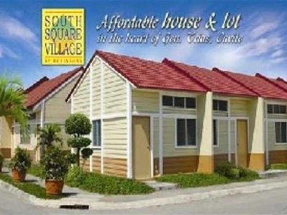 Murang Pabahay Sa Cavite Row House Pag Ibig Rent To Own For Sale In Cavite