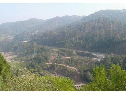 Murree Express Way, 5 Kanal Ideal Plot, Islamabad For Sale In Good Amount Installments Plan