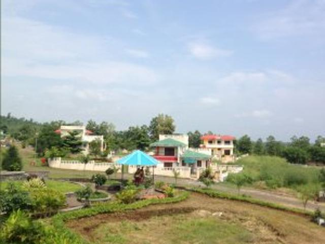 Na/bungalow Plots For Sale Close To Mumbai On State Highway