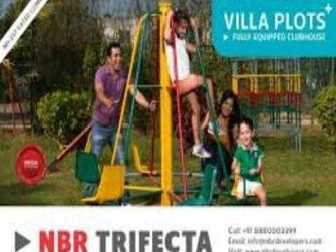 Nbr Trifecta Brand New Township Plots At Affordable Cost