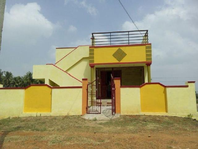 Newly Build Home For Rs 24,00,000/