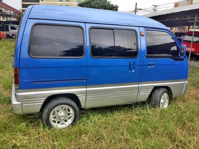 New condition suzuki multicab van for only 450 peso a day