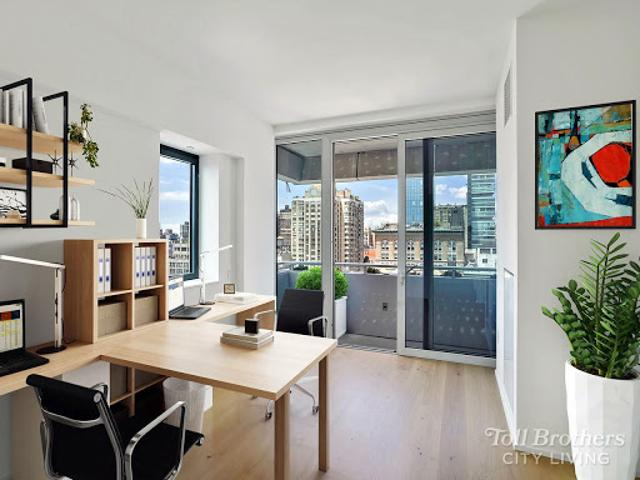 New Construction At 121 East 22nd #n1505, By Toll Brothers, $