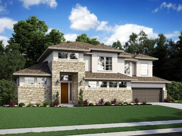 New Construction At 129 Lakehouse Landing Drive, By Trendmaker H