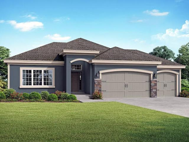 New Construction At 13302 W 182nd Terrace, By Summit Homes