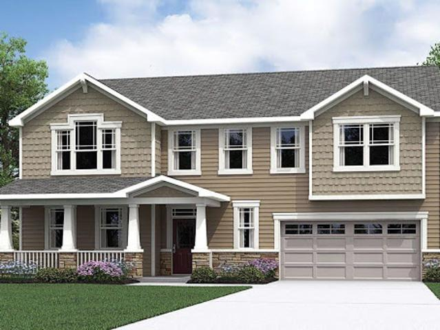 New Construction At 151 Rossell Park Circle, By Mattamy Homes