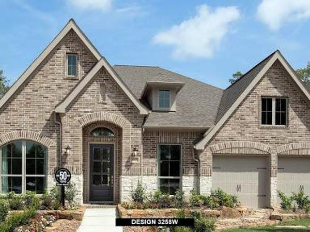 New Construction At 16527 Whiteoak Canyon Drive, By Perry Homes
