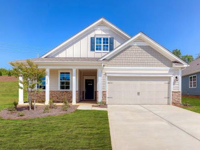 New Construction At 174 Hanks Bluff Drive, By D. R. Horton