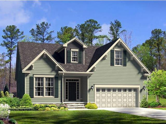 New Construction At 179 Rossell Park Circle, By Mattamy Homes