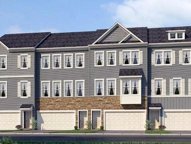 New Construction At 28 Rome Way, By D. R. Horton
