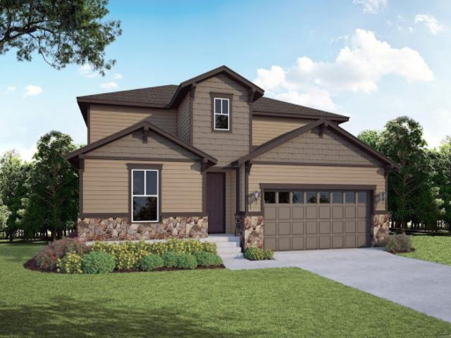 New Construction At 321 Capitol Reef Street, By American Legend