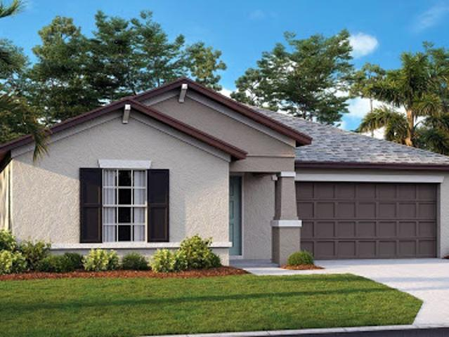 New Construction At 3767 Copperspring Boulevard, By Lennar