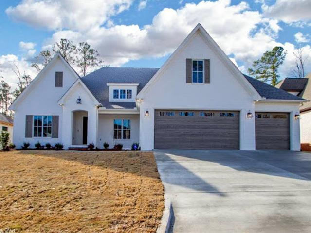 New Construction At 415 Ensbury, By Chenal Valley