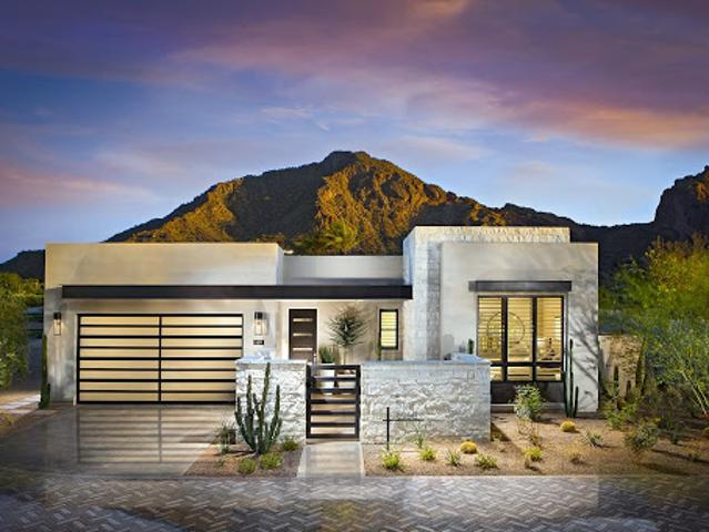 New Construction At 5523 E. Valley Vista Lane, By The New Home C