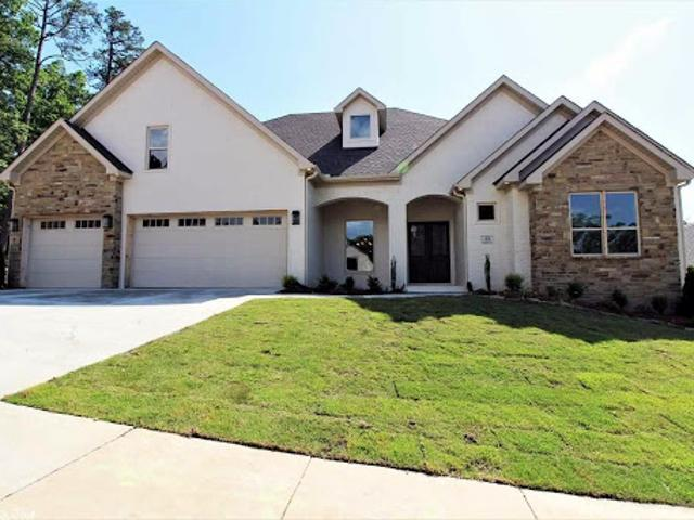 New Construction At 63 Falstone Drive, By Chenal Valley