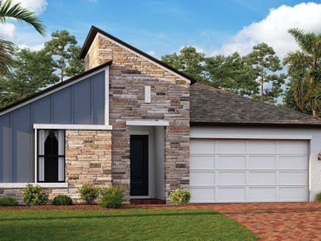 New Construction At 8618 Capstone Ranch Drive, By Lennar