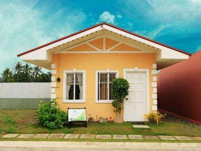 New Construction Bungalow Style 1 Bathroom House And Lot