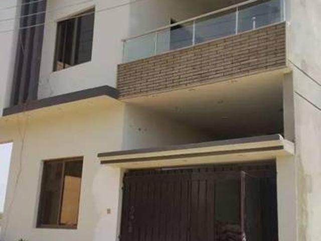 New Fresh West Open Corner Double Story Banglow For Sale