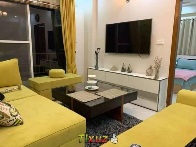 New Furnished 3 Bed Room Apartments Bahria Town For Rent In Phase4 Rwp