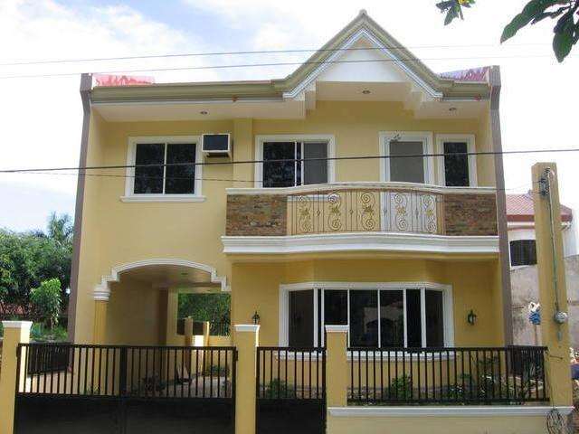 New cebu big windows mitula homes for Philippines house terrace design