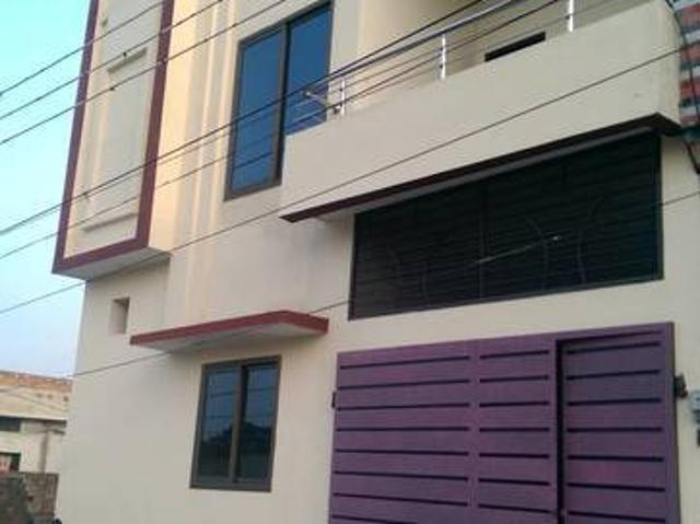 New House For Sale In Dina Iqbal Town