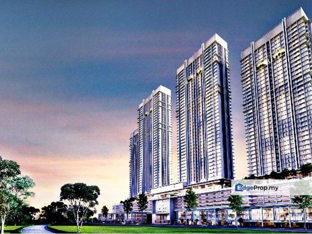 New Project Furnished Paraiso Condo Bukit Jalil