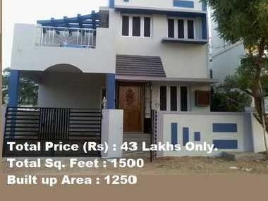 New Residential House / Flat For Sale In Trichy, Very Near To Airport