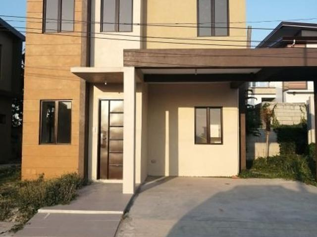 Newest Subdivision Along Bacoor Boulevard Solviento Villas House For Sale