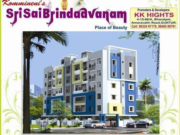 Newly Constructing Apartment For Sale With Discount Price In Guntur