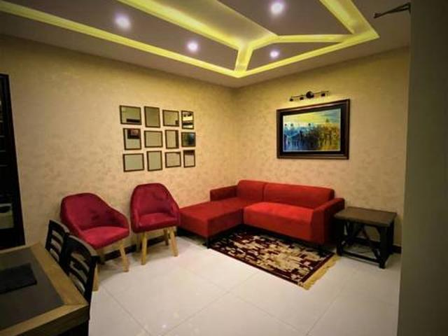 Newly Luxury Furnished Apartment Available For Rent