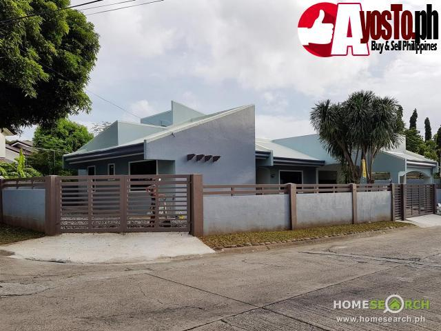 Newly Renovated Bungalow On A 448sq.m Corner Lot Real Estate