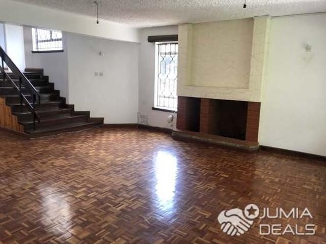 Newly Renovated Four Bedroom House To Let In Runda