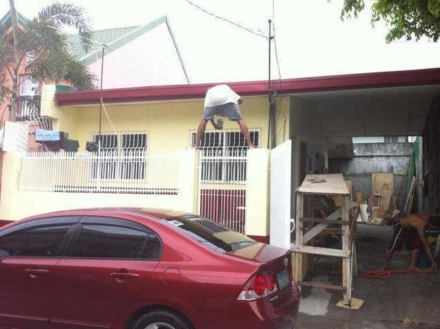 Newly Renovated House In Cavite