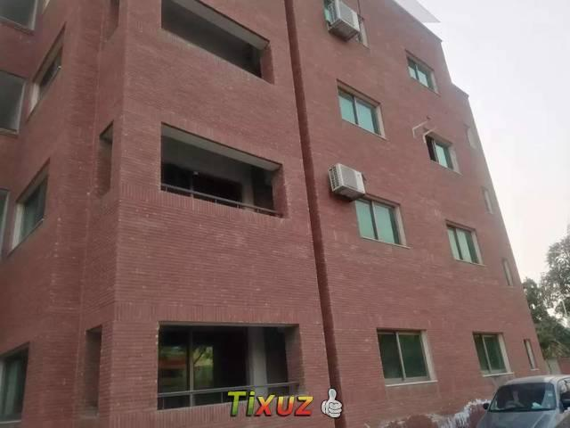 Nfc Residencia 2bed Executive Flat Lift Parking Gated Society For Sale