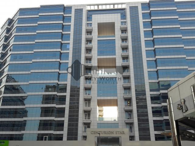 Nicely Fitted With Partitioned Ready To Move In Deira