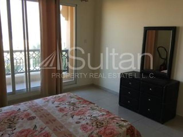 Nicely Furnished Sea View 1bed In Bab Al Bahr