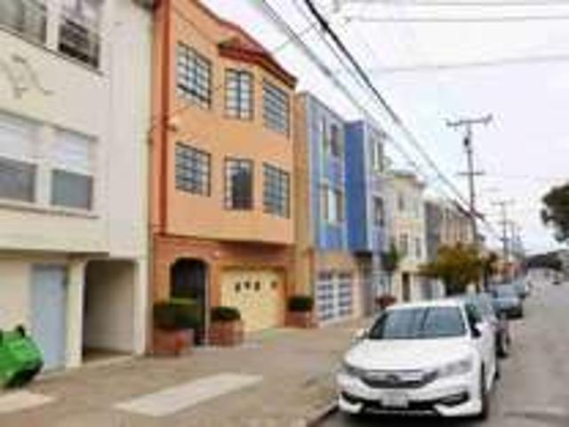 Nicely Remodeled Two Br/one Ba Richmond Unit Off Geary
